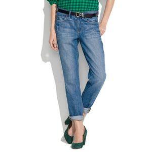 Like New Madewell Boyfriend Jeans Size 28